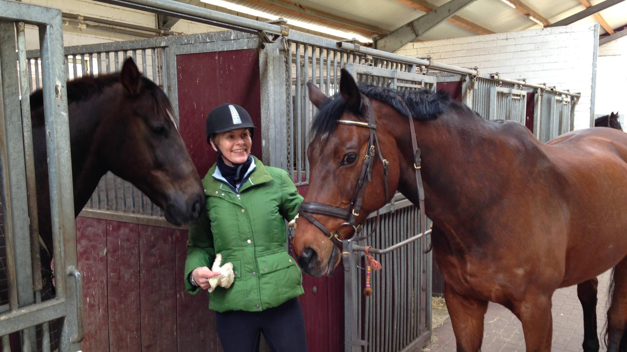 Erfolg und Freude am Reiten mit Stephie Bauer